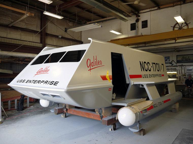 Shuttlecraft