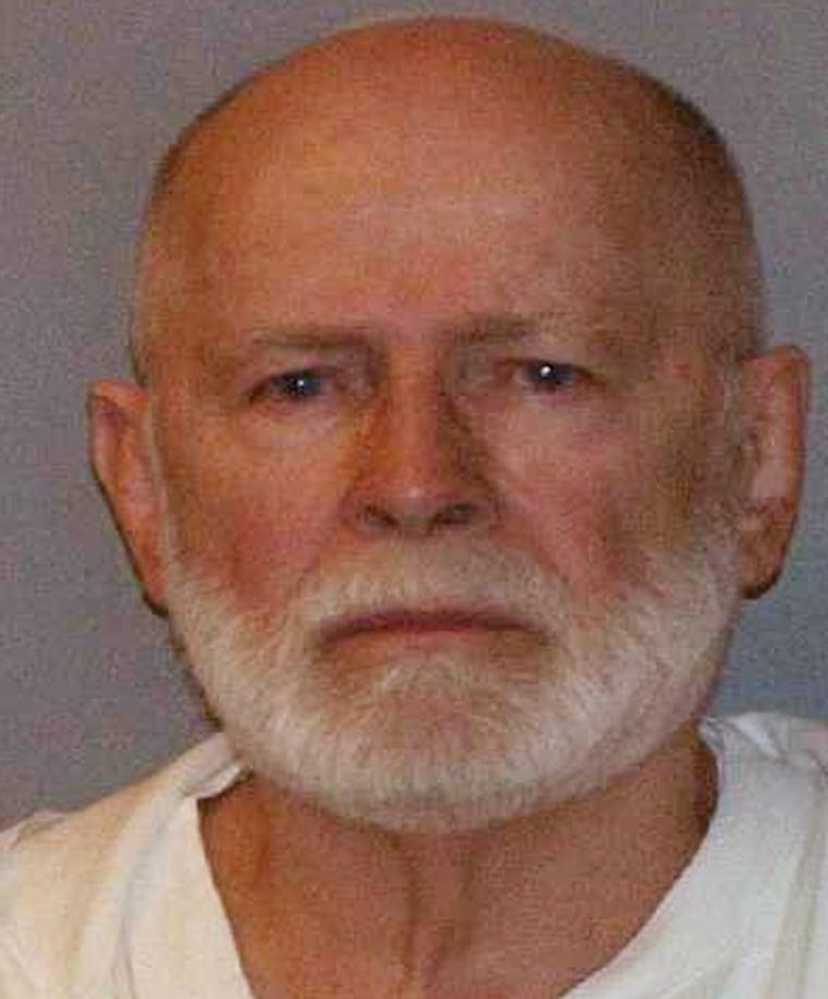 Former mob boss and fugitive James