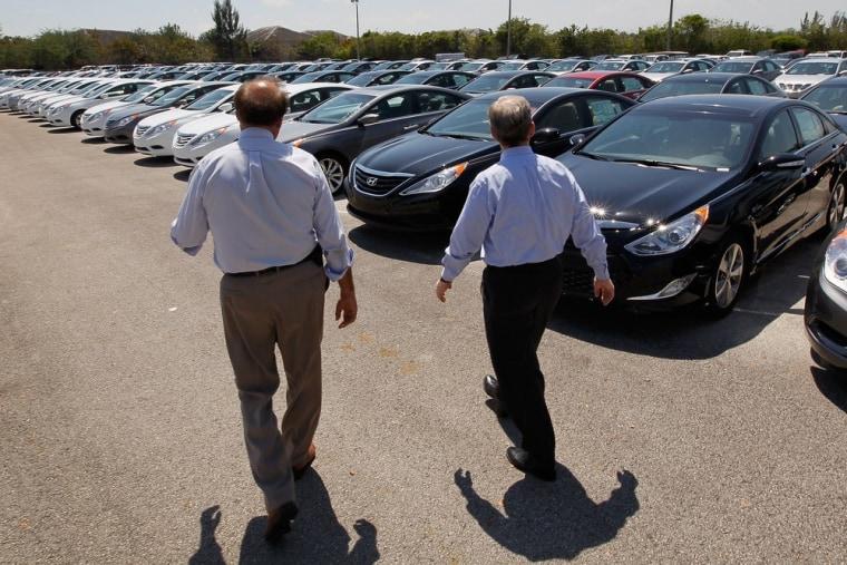 Auto troubles top list of consumer complaints