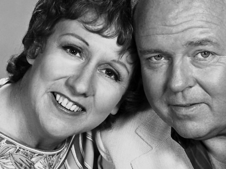 Image: Jean Stapleton and Carroll O'Connor