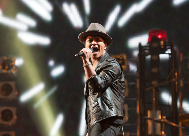 Image: Bruno Mars