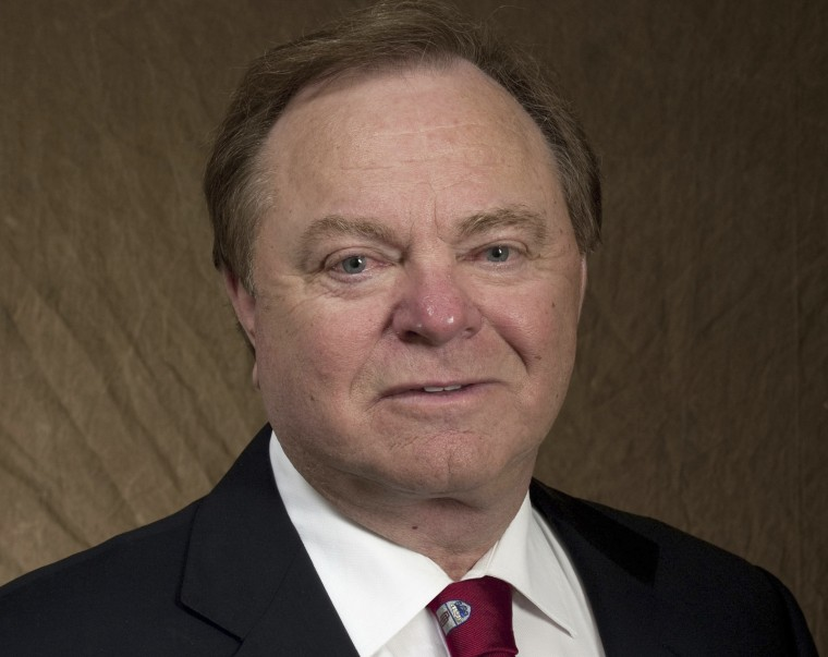 Continental Resources Chairman and Chief Executive Officer Harold Hamm is seen in this undated corporate handout photo. To match Exclusive HAMM-BILLIO...