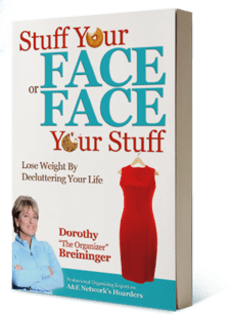 'Stuff Your Face or Face Your Stuff'