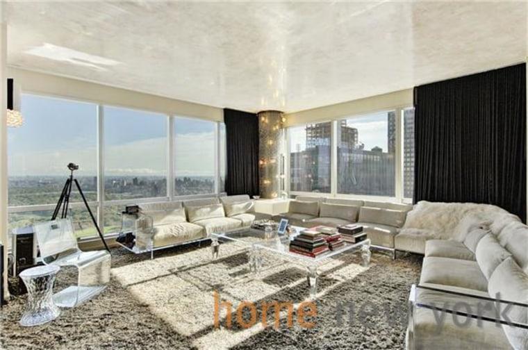 Image: Sean Combs home