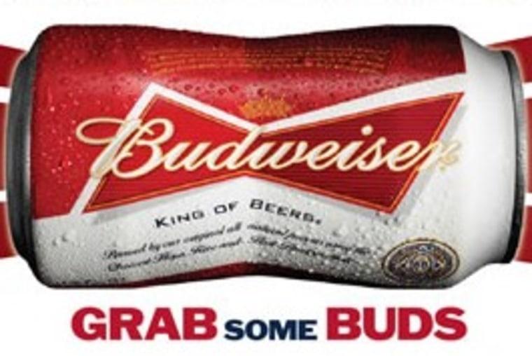 Budweiser cans will get