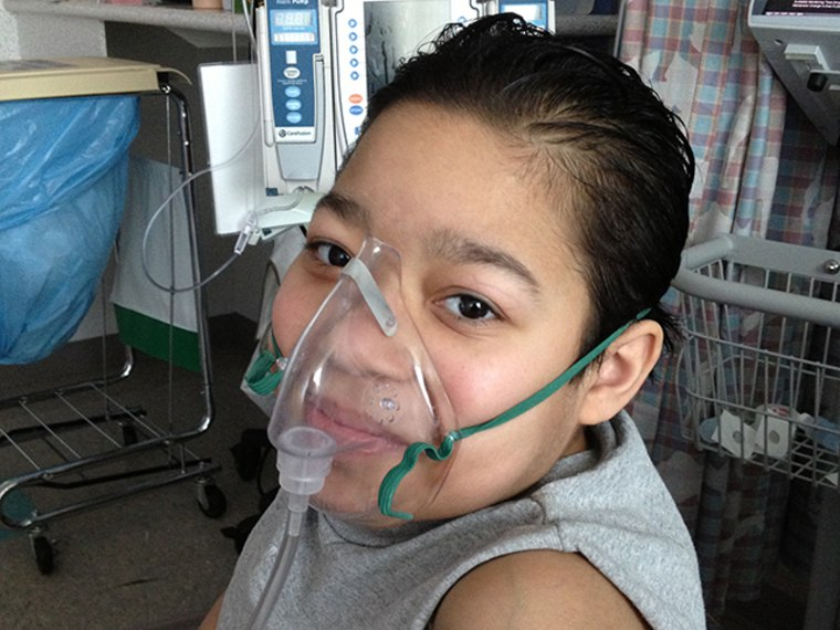 Javier Acosta, 11, is the second child allowed to be considered for an adult transplant list in Pennsylvania.