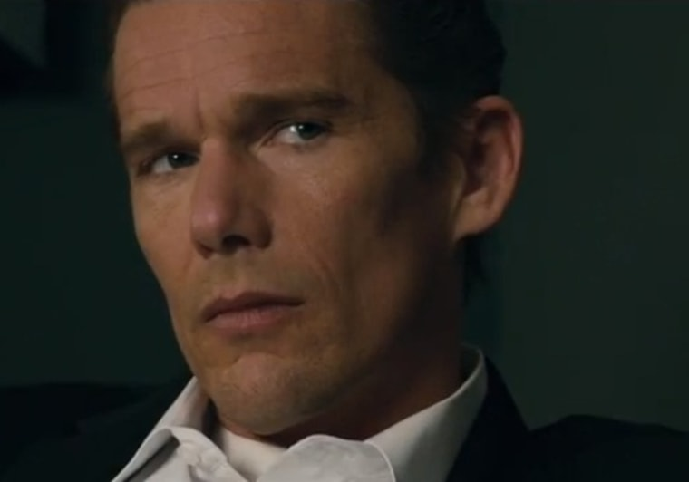 "Ethan Hawke in ""The Purge."""