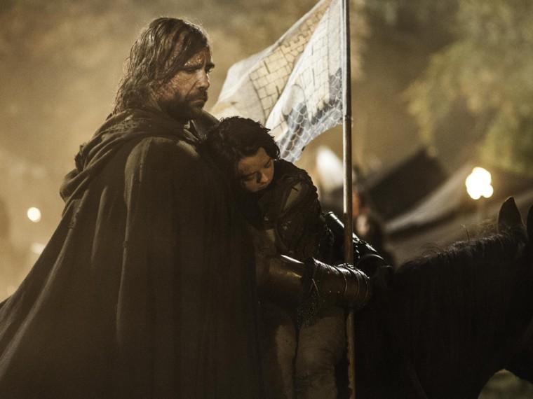 Image: Arya, The Hound