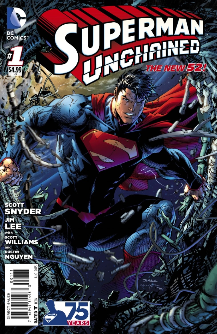""\""""'Superman Unchained"""" cover""760|1169|?|en|2|7204b1303fc01b60f531865bacbe4b61|False|UNLIKELY|0.307333767414093