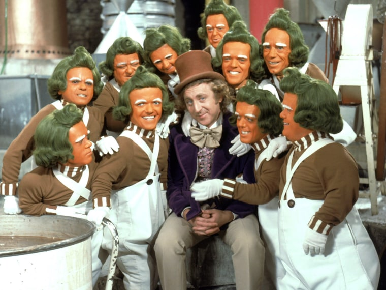"""""""Willy Wonka and the Chocolate Factory."""""""