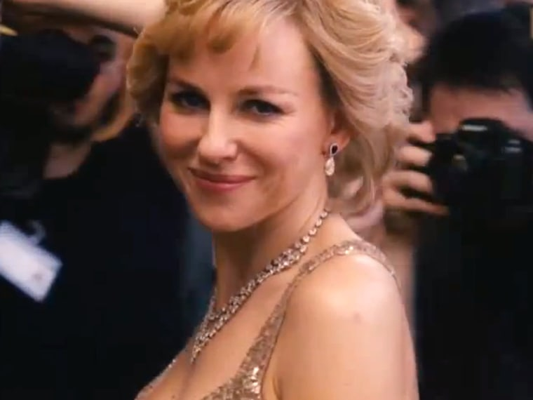 "Image: Naomi Watts in ""Diana."""