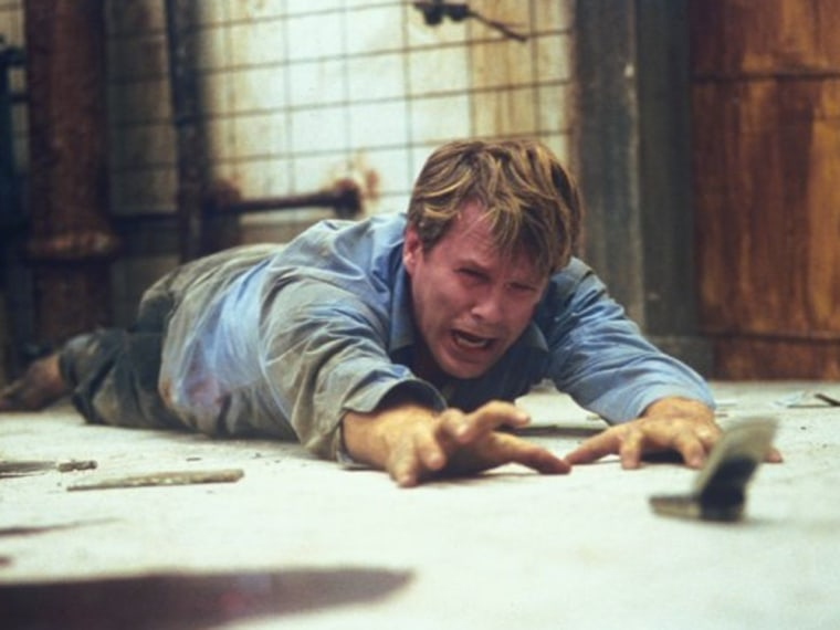 """Cary Elwes in \""""Saw.\"""""""