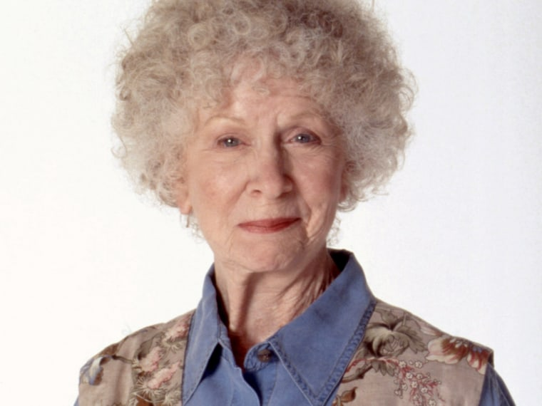 Maxine Stuart in 1995.