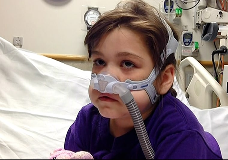 Court hearing on hold after girl's lung transplant