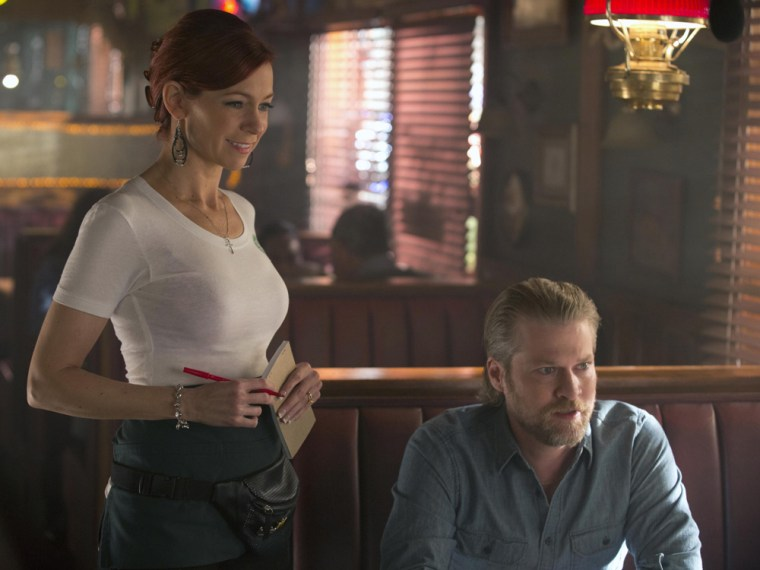 """Image: Arlene and Terry on \""""True Blood\"""""""