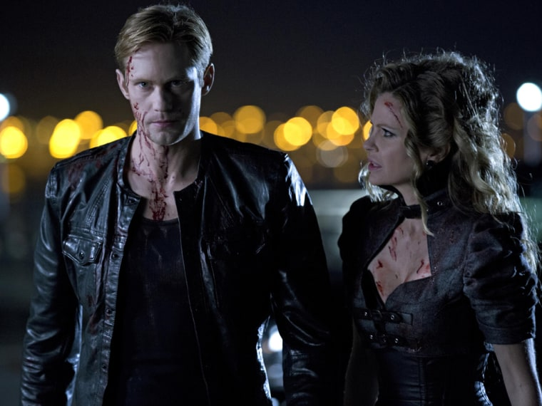 Image: Eric and Pam on True Blood