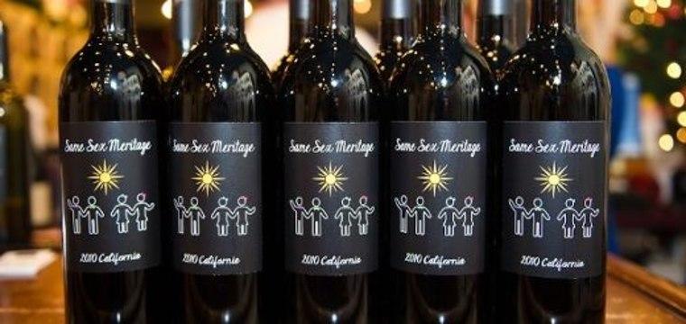 Bottles of Same Sex Meritage for sale