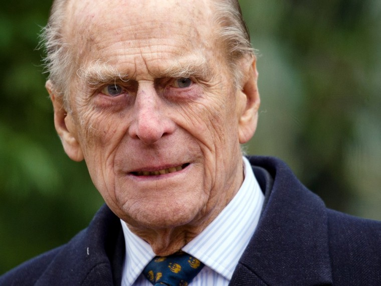 Britain's Prince Philip in this March 20, 2013 file photo.