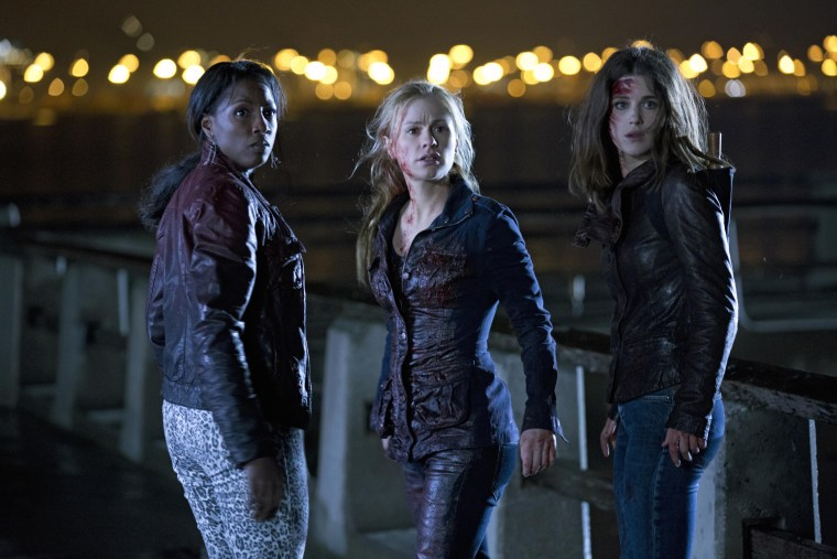 Image: Tara, Sookie and Nora.