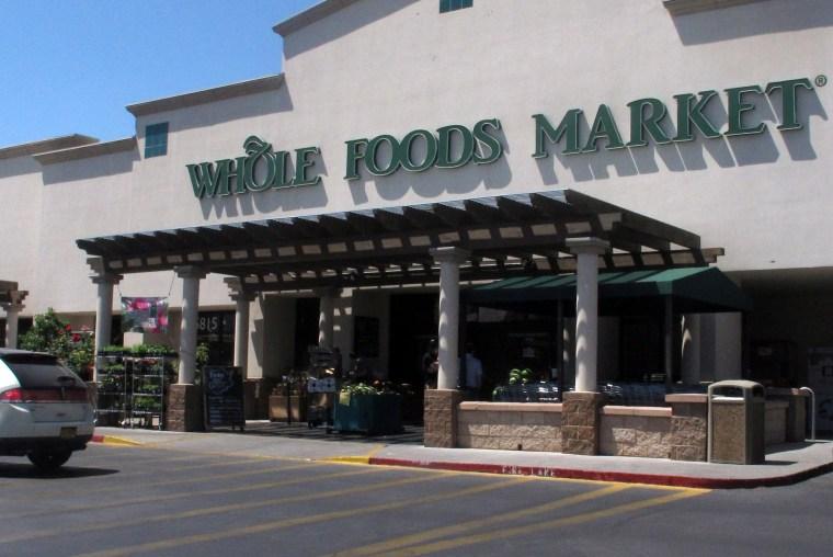 Whole Foods, N.M.