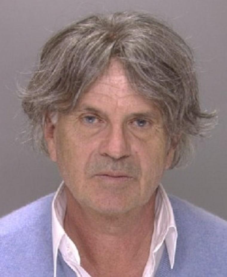 Arrest photo