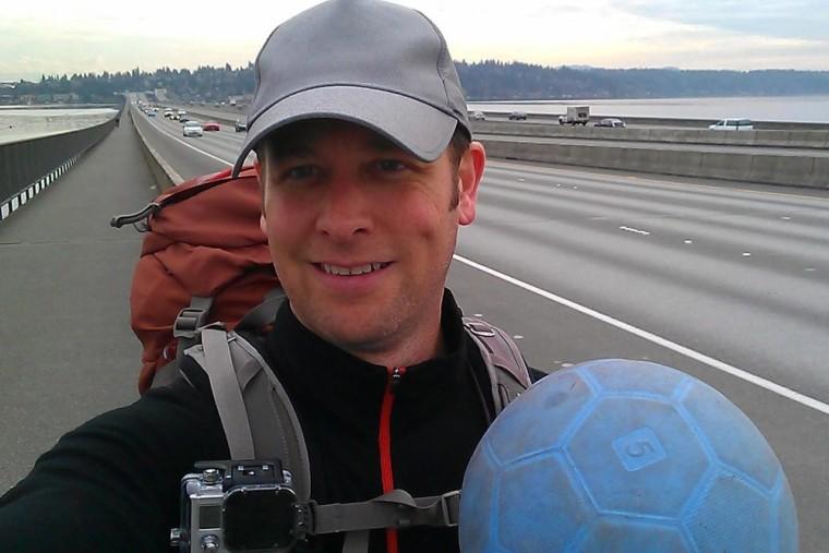 Richard Swanson of Seattle died May 14 when he was struck by a car alongside Highway 101 in Oregon.