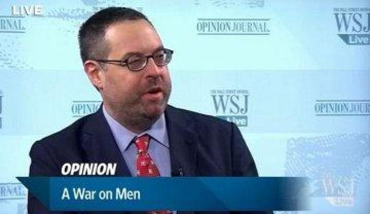 The Wall Street Journal's James Taranto