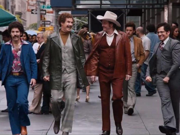 """Image: \""""Anchorman: The Legend Continues\"""""""