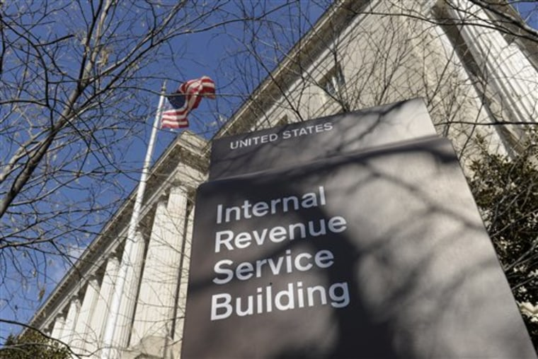 IRS to pay $70M in employee bonuses, senator says