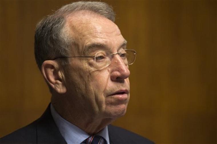 IRS to pay $70M in employee bonuses, senator says