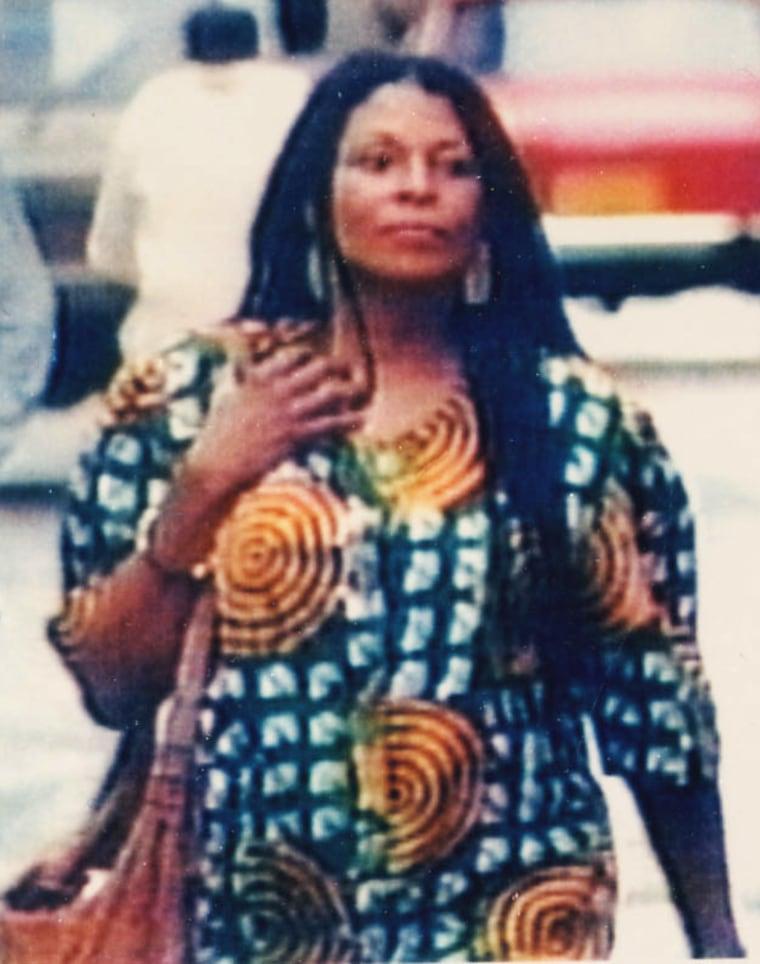 Assata Shakur - the former Joanne Chesimard