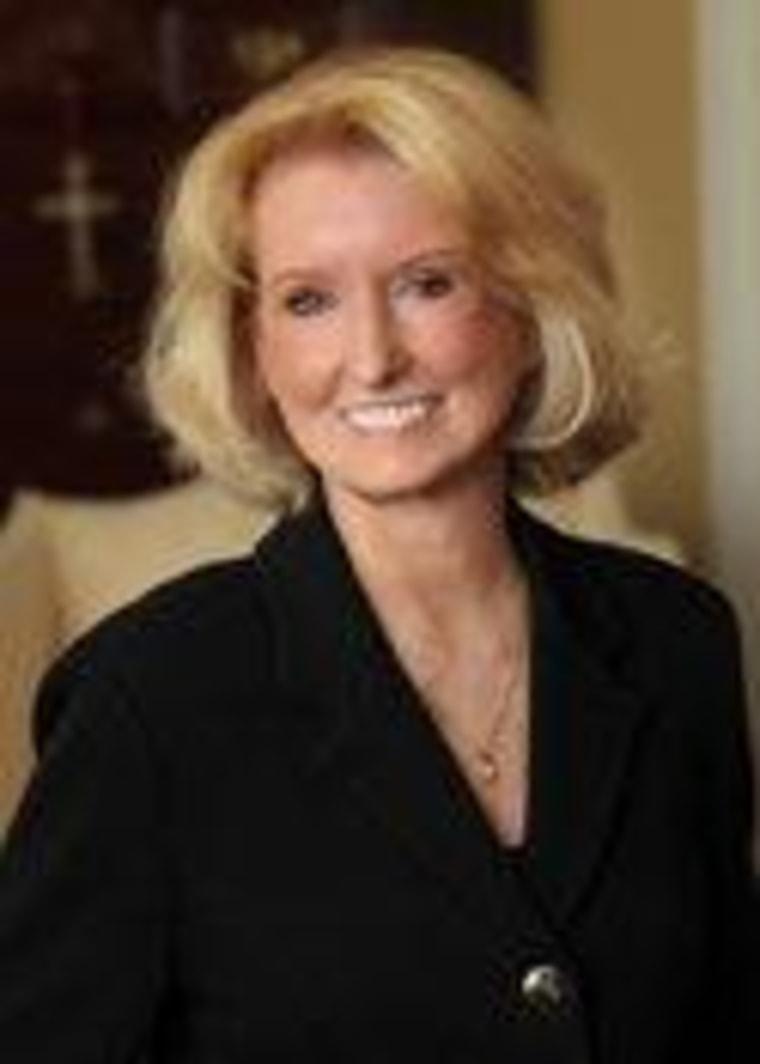 Representative Jodie Laubenberg