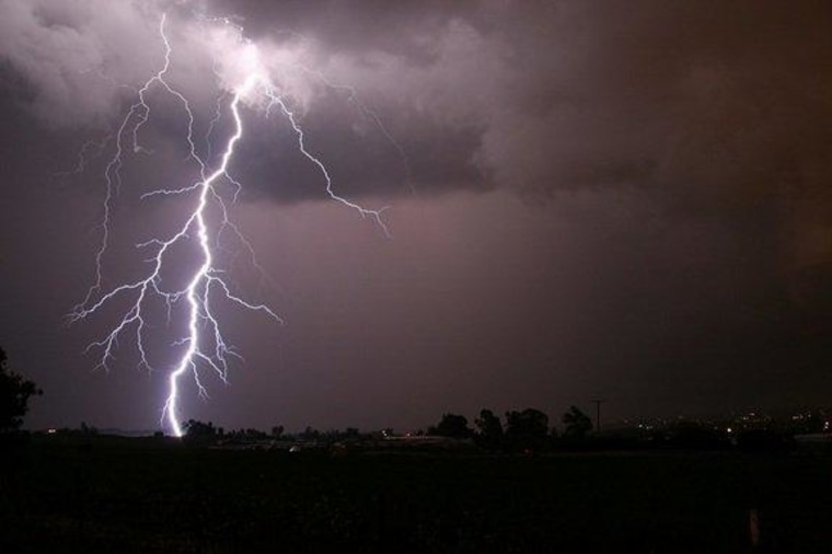 Lightning killed 238 people in the United States from 2006 to 2012 — 82 percent of them male.