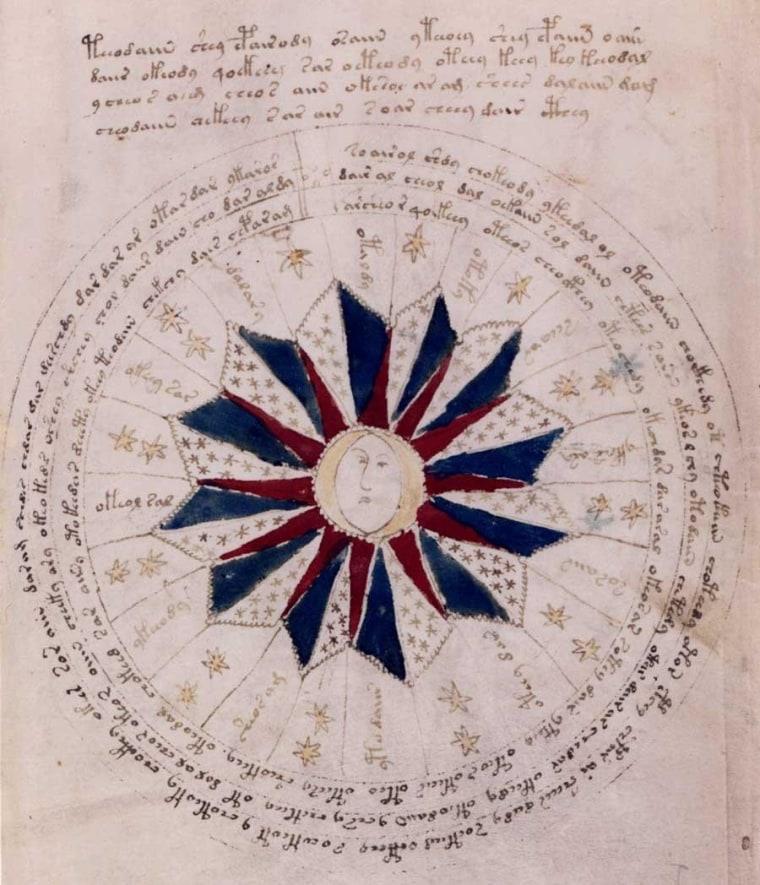 'World's most mysterious manuscript' has genuine message