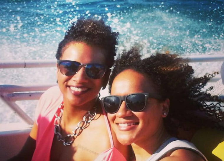Jelisa Caldwell and Natasha DeJesus plan to wed next January in New York City instead of in their home state of Florida, which bans same-sex marriage.