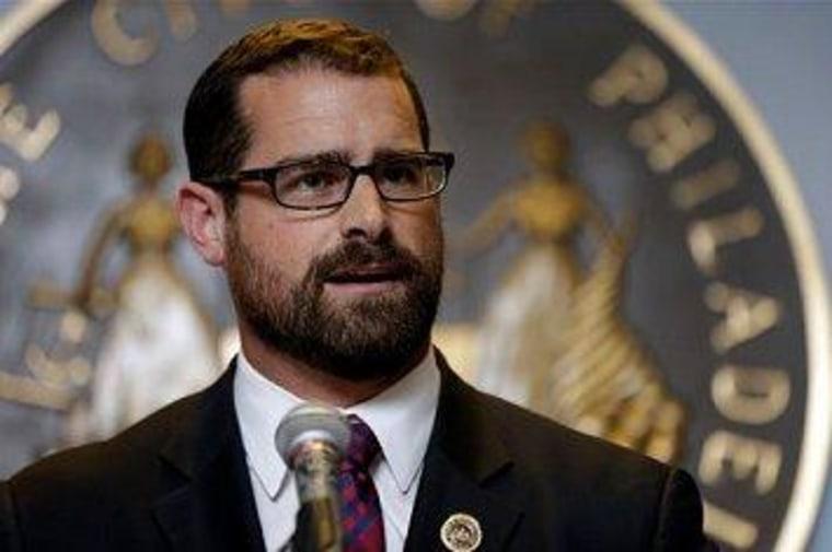 Pennsylvania state Rep. Brian Sims (D)
