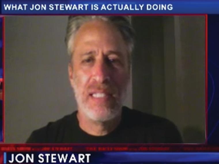 Image: Jon Stewart