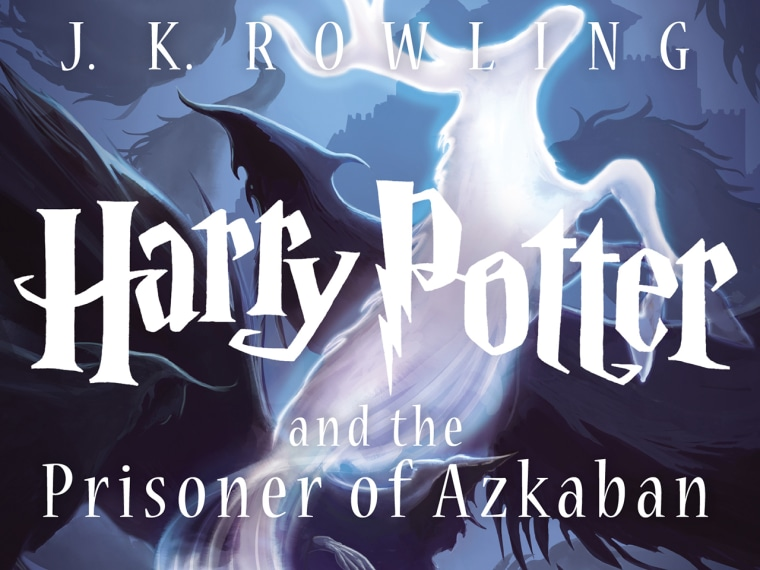 """""""Harry Potter"""" book cover"""