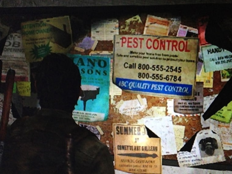 """In what the developers are claiming is an \""""honest mistake,\"""" a number included in Naughty Dog and Sony's acclaimed zombie game \""""The Last of Us\"""" lead players to a phone sex hotline."""
