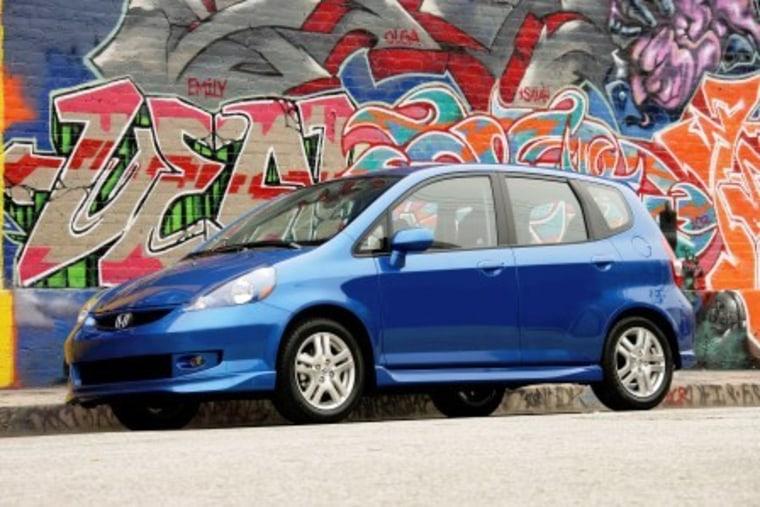 Image: Honda Fit