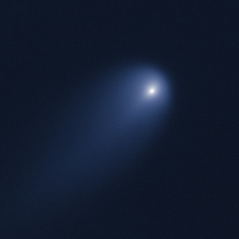 'Comet of the century' ISON takes summer sabbatical