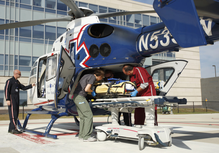 Air medical transport is an extremely valuable healthcare service in America. The skill set of the clinicians on board the aircraft along with the sp...