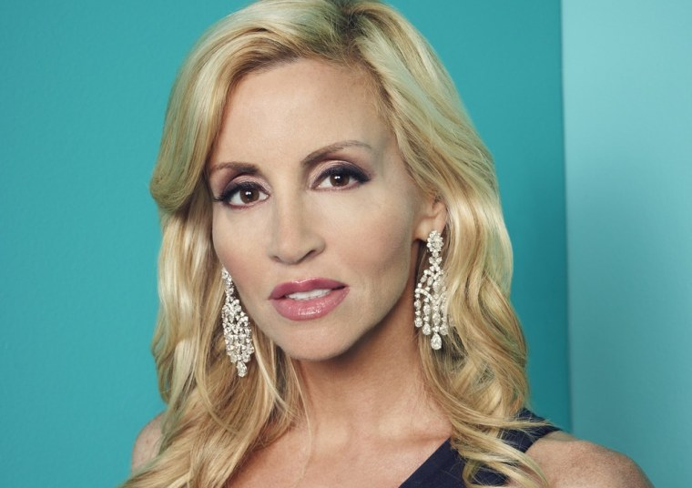 "Camille Grammer won't be back for season four of ""RHOBH."""
