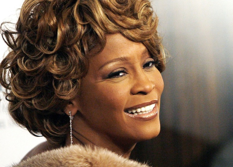 The FBI has released its file on Whitney Houston.