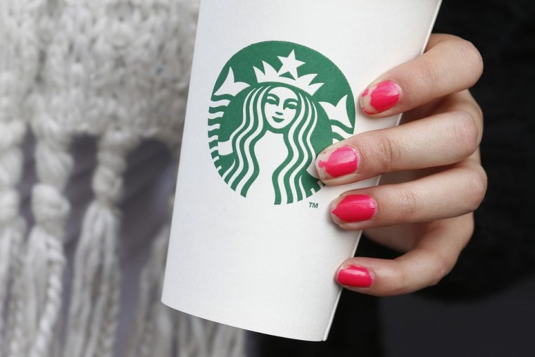 Image: Starbucks cup