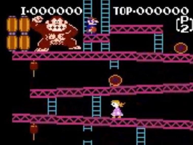 Donkey Kong: Pauline Edition