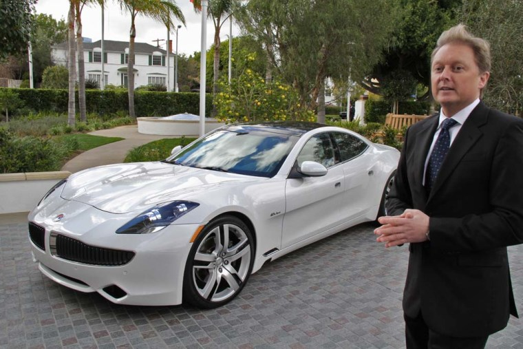 Fisker founder Henrik Fisker calls it quits