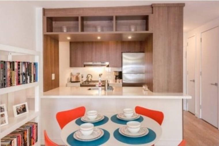 Image: NYC apartment