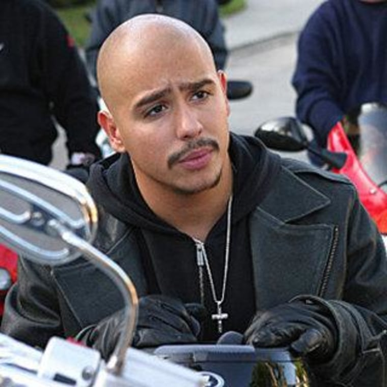 "Francis Capra as Weevil in ""Veronica Mars."""