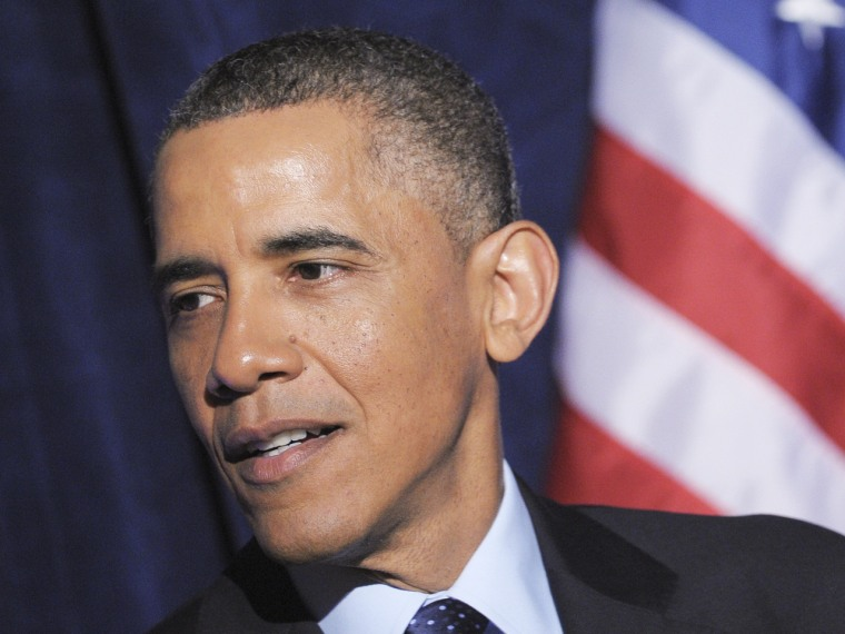 President Obama told a recent interviewer he'd love to don a mustache and travel to Israel.
